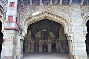 Lodi gardens tomb in Delhi