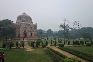 Delhi tourist attractions in Lodi Garden
