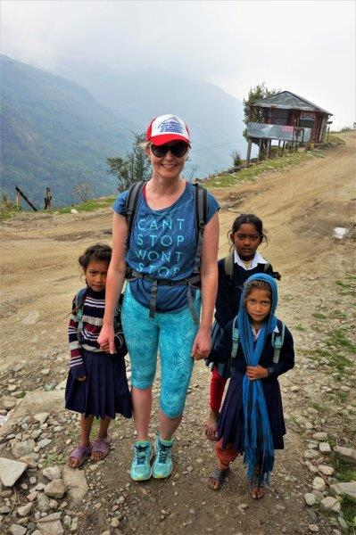 Trekking from Pokhara: At the foot of the giants