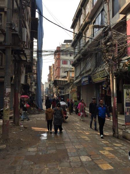 Things to do in Kathmandu thamel streets
