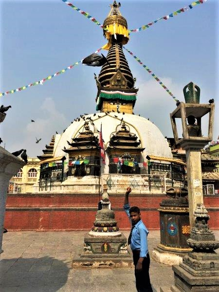 Things to do in Kathmandu temple visits
