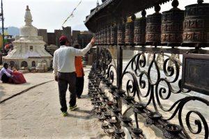 Swayambhu Stupa Swayambhunath