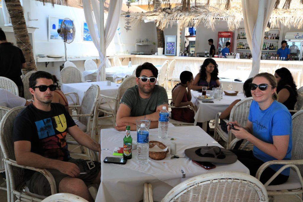 lunch in Goa