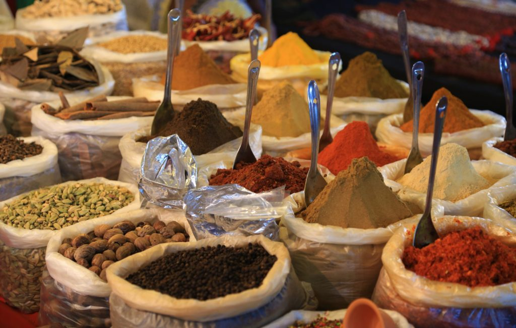 spices in India for sale