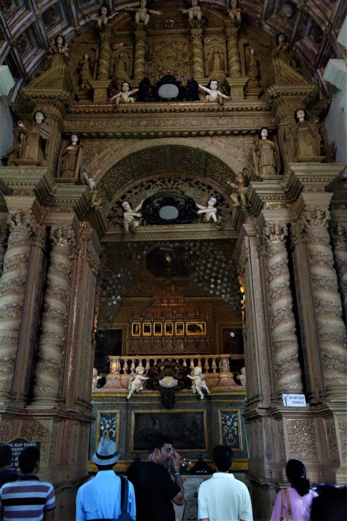 Portuguese churches in Goa