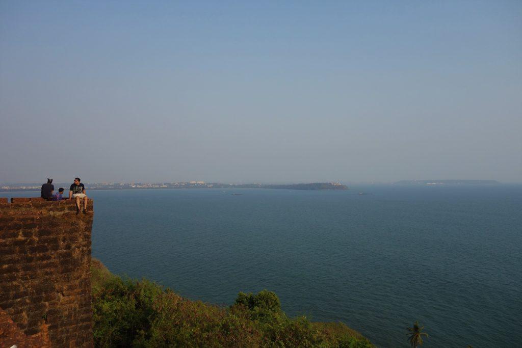 beaches in Goa view