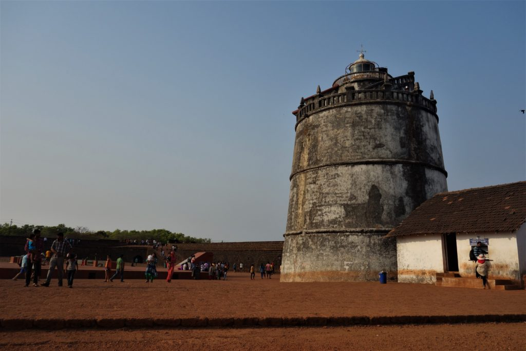 lighthouse goa