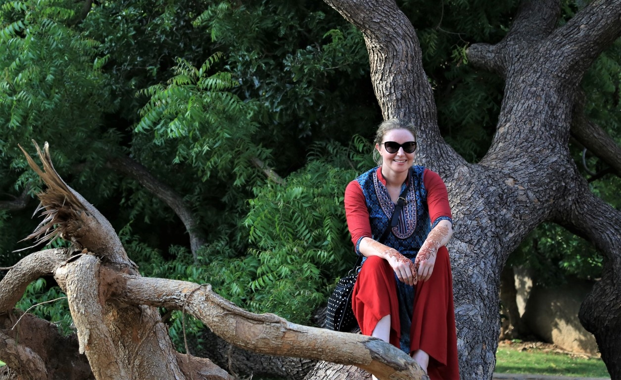 travel advice for women in India