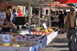 Market france Nice