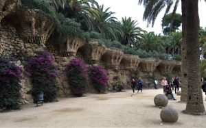 Gaudi gardens