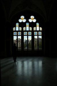 Hospital de Sant Pau interior,