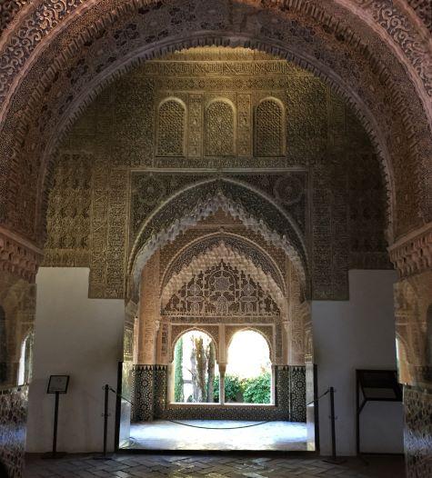 Alhambra doorwayds