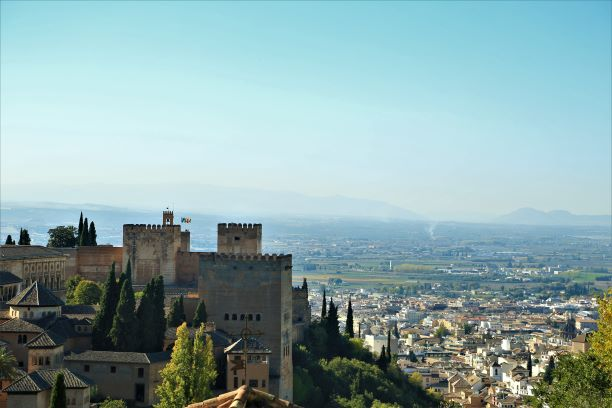What do Napoleon, Christopher Columbus, and Charles V have in common? Alhambra.