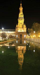 Plaza de España  tower