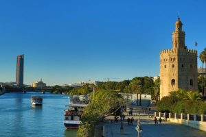 Tower of Gold Torre del Oro