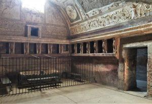 pompeii bathouse
