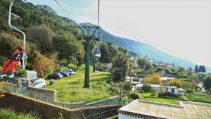 chairlift Capri