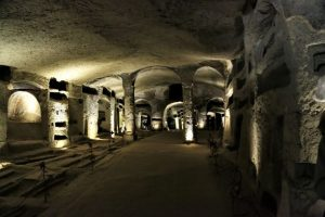 Catacombs naples