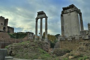 Temple of Castor and Pollux Rome