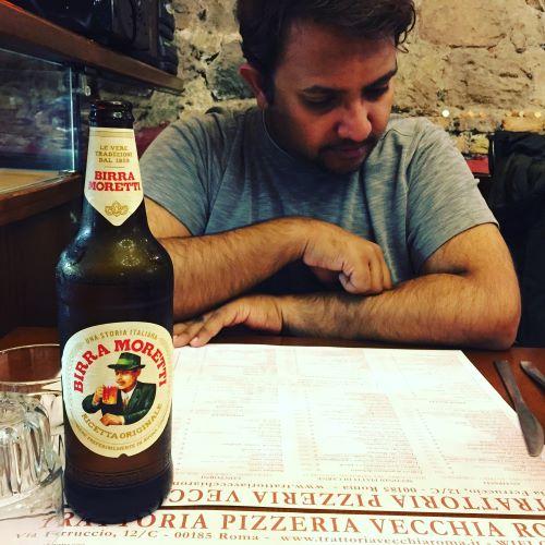 Trattoria Pizzeria Vechhia Rome