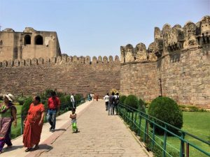 things to do in hyderabad golconda fort