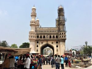 things to do in hyderabad charminar