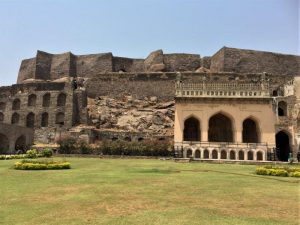 things to do in hyderabad fort