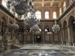 things to do in hyderabad chowmahalla palace