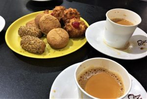 things to do in hyderabad eat biscuits