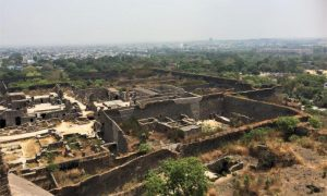 things to do in hyderabad fort view