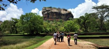 Kandy Sri Lanka sigriya rock