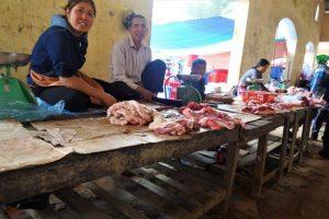 ha giang vietnam market