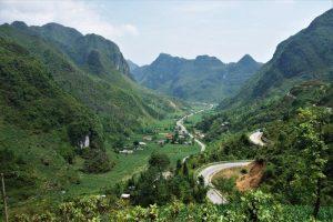 ha giang vietnam mountain passes