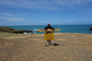 things to do in the Catlins slope point