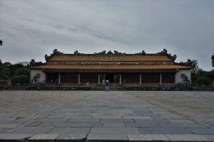 Hue Vietnam imperial palace of peace