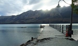 Itinerary for the South Island of New Zealand